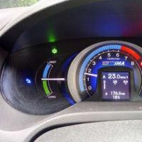インサイトZE2燃費記録(7-11)