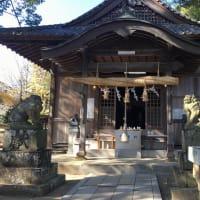 12月、師走が始まりました。朔日詣り。