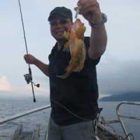 7/16(火):本日小人数での出航でした^^マイカ小ぶり多くも数釣りOKでまったり釣り出来ました^ヽ(*^^*)ノ