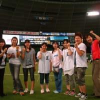 WBCスタジアム探検ツアー開催報告