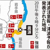 地震と原発、女川原発再稼働や南海トラフ巨大地震の話