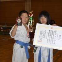 6月14日、大阪Jr.空手道選手権大会に出場!