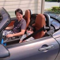 コロナ禍の夏休み最終日は「ロードスター」をフルオープンでドライブ