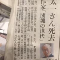 経済評論家の堺屋太一さんの死にお悔やみ申し上げます。