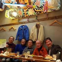 『夢工房2期」東京支部歓迎会