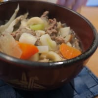 芋煮は北国の知恵!ご馳走! ^_^