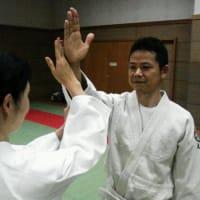 合気道 練馬区上石神井 火曜日の稽古予定