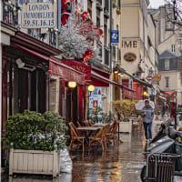 パリ・雨のベルサイユへ