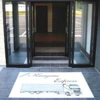 中学生教室とハワイアン雑貨風味とトラックの玄関ポーチの設置