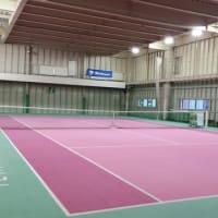 インドアテニススクール再開