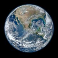 超高解像度地球の写真