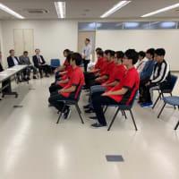 第71回全国理容競技大会訓練会4 結団式