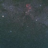 19/11/04 妙義山「身も心も極寒の陣」 part2 スカイメモSで撮った「ぎょしゃ座周辺」