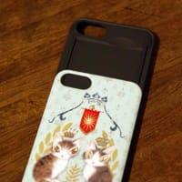 iPhone専用のカバーがやってきました。しかも2種類も! @nara_mise