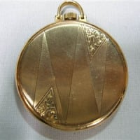 omega(懐中時計14K金無垢)