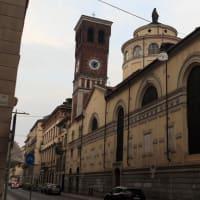 北イタリア湖水地方とドロミテ:(1)トリノ市街
