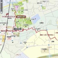 千葉県流山→セントラルパークなど無かった。