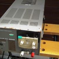 菊水電源 PAN35-20As 修理