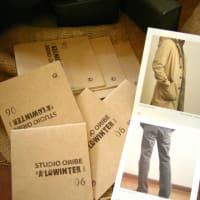 2006秋冬【DISCIPLE】そろそろ気になるアウターを紹介しましょうか
