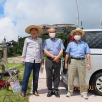 10.2GHz  ISDB-T方式 FHD-ATV  約287Km の交信に成功(日本海ダクト伝搬)