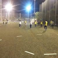女子Enjoyサッカー中止の連絡(T^T)