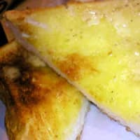熱田区「喫茶とき」のバタートースト