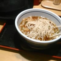 三重県桑名産 本醸造醤油 すべてが国産使用  かき揚げ蕎麦 『吉そば』   № 234
