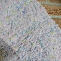 織りのレッスン♪急遽、息子も参戦して「初」の織り