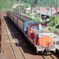 ローカル列車のアダージョ感~DD51