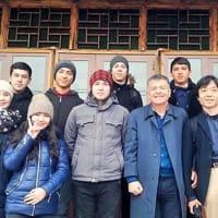 ウズベキスタンと日本との懸け橋「NORIKO学級」 ウズベクで志を語る若者