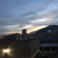 長崎から博多へ。
