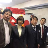 シュレスタバララム国際弁護士との業務提携