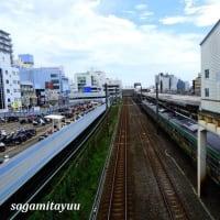 平塚市唯一の旅客駅「平塚駅」を撮る!!