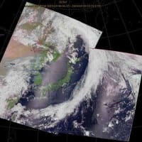 NOAA-APTで/Satellite