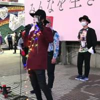 河合ゆうすけさん、渋谷で最後の「いっちゃいやSHOW TIME!!」を熱唱!次回でブログもラストです!