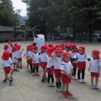 体育指導が始まりました!!