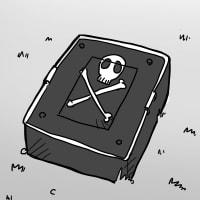 『短編集「sfの穴」』 #7「地雷について」更新しました!