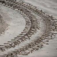 海底考古学 29: 奄美大島周辺の超巨大軌跡群