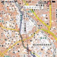 上野公園~見沼代親水公園~舎人公園~巣鴨・とげぬき地蔵