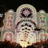 神戸ルミナリエに行ってきました