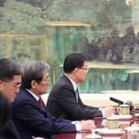 『習近平、日本の特使とは向かい合って座り、韓国の特使は下座に座らせる』が韓国ネット掲示板で話題に 韓国ネット「韓国の外交は絶望的なようだ」「落ちる国格すらもう残っていない」