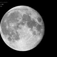 19/06/18  3日連チャンでお月見! 今日のお月様。 月齢15日目。