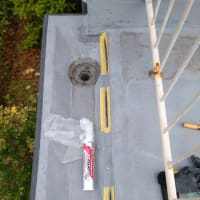 パルコンの屋根防水をしてみたら簡単だった!