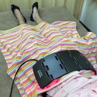 レーザー治療器を取り入れた理由 (10) 「おなか温め健康」解明