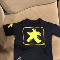 長男ダイキ特製?Tシャツ