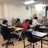 馨五の塾で教える最後の日