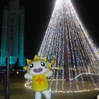 宇宙クリスマス♪
