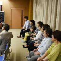 議場発言文字表示、聴覚障害者に好評 唐津市議会