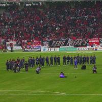 J1第33節 FC東京対浦和レッズ(調布・味の素スタジアム)0-0