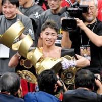 井上尚弥がノニト・ドネアを破り、WBSSバンタム級トーナメント優勝!